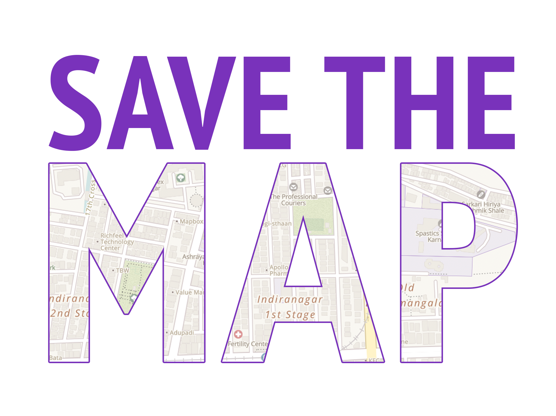 Save The Map: Response to the Geospatial Information Regulation Bill, 2016